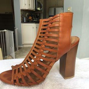 Bamboo brand gladiator sandal